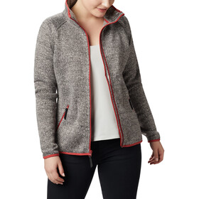 Columbia Chillin Fleecejacke ohne Kapuze Damen city grey
